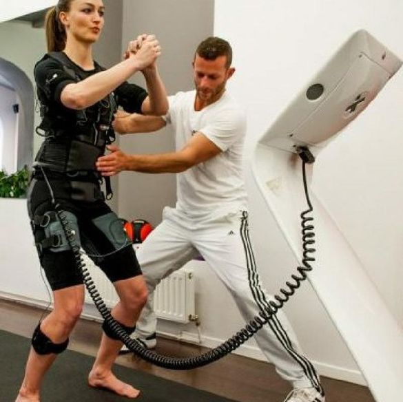 XBody - EMS next level - EMS Training in Wien